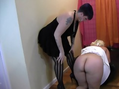 not sister spanking big beautiful woman femdom