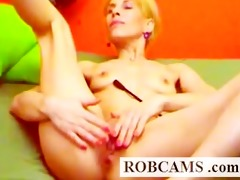 crazy blonde d like to fuck anal drilling all her