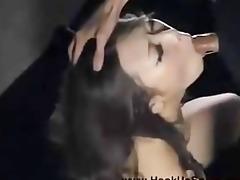 cumslut japanese face fuck