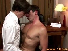 young non-professional gets asspounded by dilf