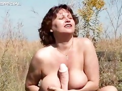 horny milf receives her curly muf fucked part6