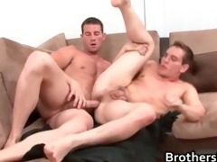 brothers horny boyfriend receives cock part4
