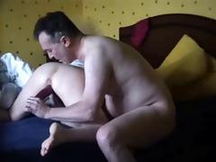 mature dildo play