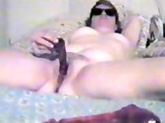 toy enjoyment on cam
