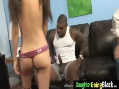 tight youthful teen takes big black schlong 3