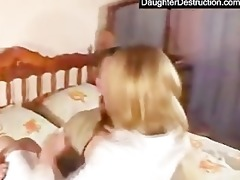 young legal age teenager girl loathe drilled hard