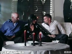 joslyn james loves to be shared whilst in her