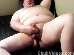 dad hung bulky bear
