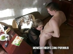 mama reads porn and receives extremely horny