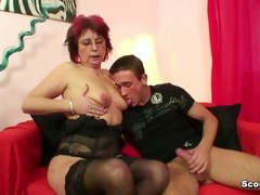 mom in underware fuck hardcore young boy after