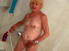 granny and juvenile hotty have sex jointly