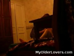 voyeur view of old young sex