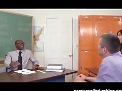 slutty teacher anal cuckold for big billibongs d