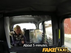 faketaxi young golden-haired takes on old jock