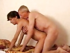young homosexual lad gets gangbanged doggy style