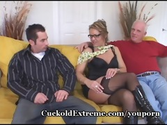 aged cougar attacks youthful stud