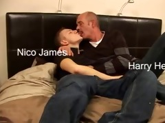 boy and daddy desire each other bad