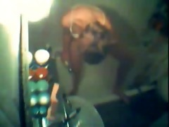 see not my sister shaving pussy. hidden livecam