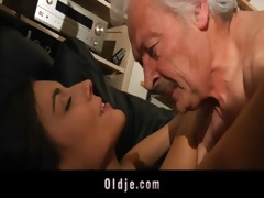 grandpa fucking horny youthful sweety