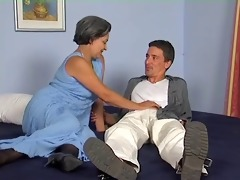 granny receive drilled - 5