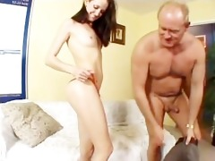 old cocks and young honeys - scene 1