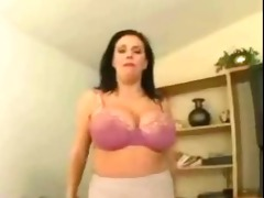 older mother stripping sucking fucking