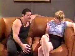 mature lady acquires fisting and drilled