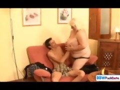 big beautiful woman june kelly fucks a skinny guy