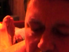 guy drains daddy