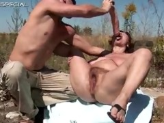horny d like to fuck gets her hirsute muf fucked