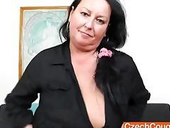 lewd housewife ravishing with her plastic penis