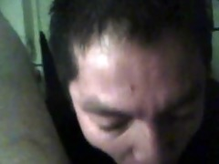 sucking chads dick in advance of he is fucks me