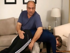 john gets a boner- clip 1