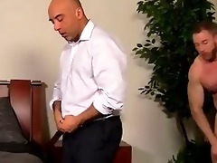 homosexual video of after a day at the office,