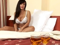 lisa ann sleeping beauty has a dick wake up call