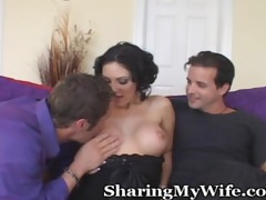 enchanting wife is really very naughty