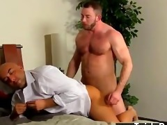 homosexual clip of after a day at the office,