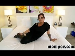 oral-stimulation instructor does first porn movie