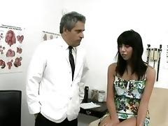 indecent old doctor bonks hot juvenile beauty