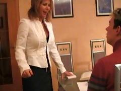 hawt german mom teaches school boy vol 2