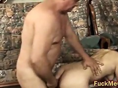 old cock bonks young pussy