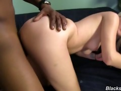 white daughter creampied by black while parents
