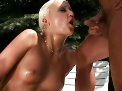 old man and hot hotty pissing and fucking