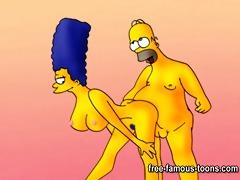 famous cartoons family sex