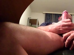 daddy wank and cum