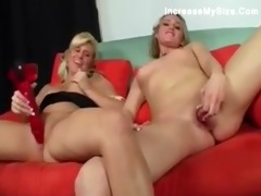 mother i and her daughter share a dick