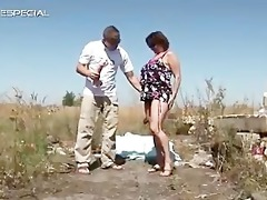 horny milf acquires her bushy muf drilled part4