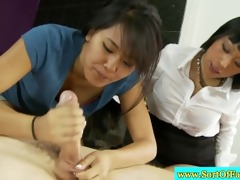 chinese mama and step daughter oral sex