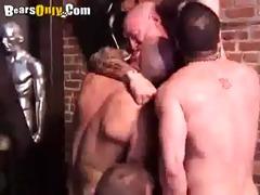 hawt homo dad fuckfest