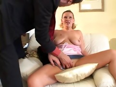 she learns anal the hard way